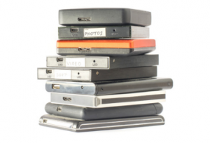 Dangers of Selling Old Hard Drives and Devices