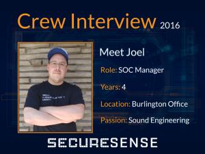 Crew Interview
