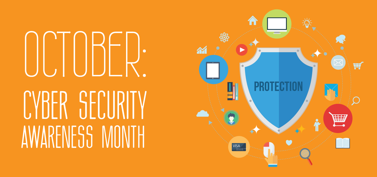Happy Cyber Security Awareness Month Secure Sense
