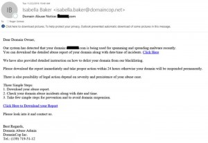 3 Clues to Spotting a Spam Scam