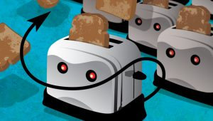 Rise of the IoT Botnets