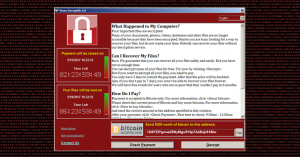 Protecting Your Organizations from WCry Ransomware