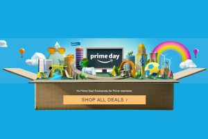 Amazon Prime Day: Christmas for Adults
