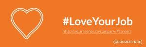 #LoveYourJob