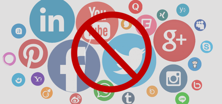 Why avoiding social media might make your business less safe