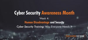 Cyber Security Training: Why Everyone Needs It